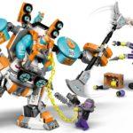 LEGO Monkie Kid 80025 Sandys Power Mech 3