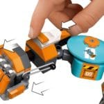 LEGO Monkie Kid 80025 Sandys Power Mech 7