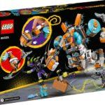 LEGO Monkie Kid 80025 Sandys Power Mech 8