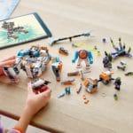 LEGO Monkie Kid 80025 Sandys Power Mech 9