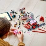 LEGO Monkie Kid 80026 Pigsys Nudelwagen 11