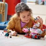 LEGO Monkie Kid 80026 Pigsys Nudelwagen 12