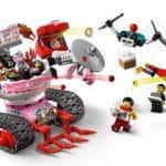 LEGO Monkie Kid 80026 Pigsys Nudelwagen 3