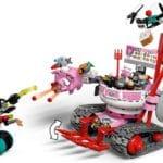 LEGO Monkie Kid 80026 Pigsys Nudelwagen 5