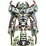 LEGO Monkie Kid 80028 Bone Demon 10