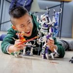 LEGO Monkie Kid 80028 Bone Demon 16