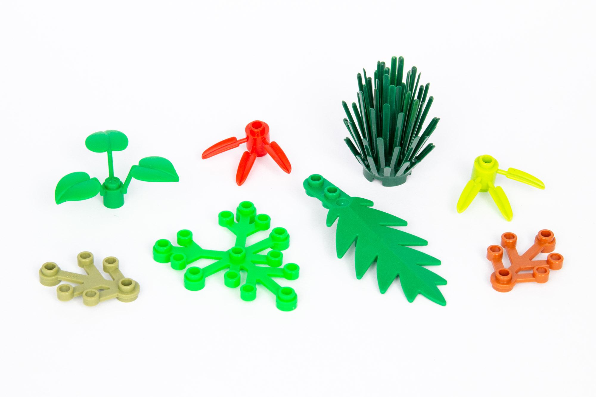 LEGO Plastik Aus Pflanzen (2)