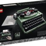 LEGO Schreibmaschine Ideas 21327 2