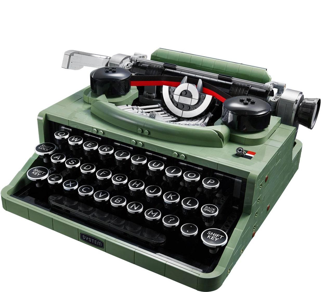 LEGO Schreibmaschine Ideas Slider 2