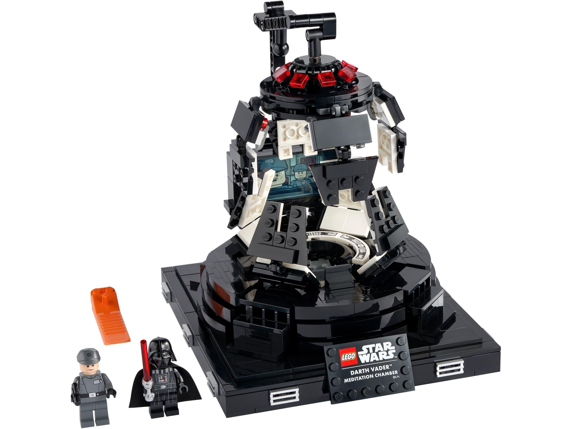 LEGO Star Wars 75296 Darth Vader Meditationskammer 1