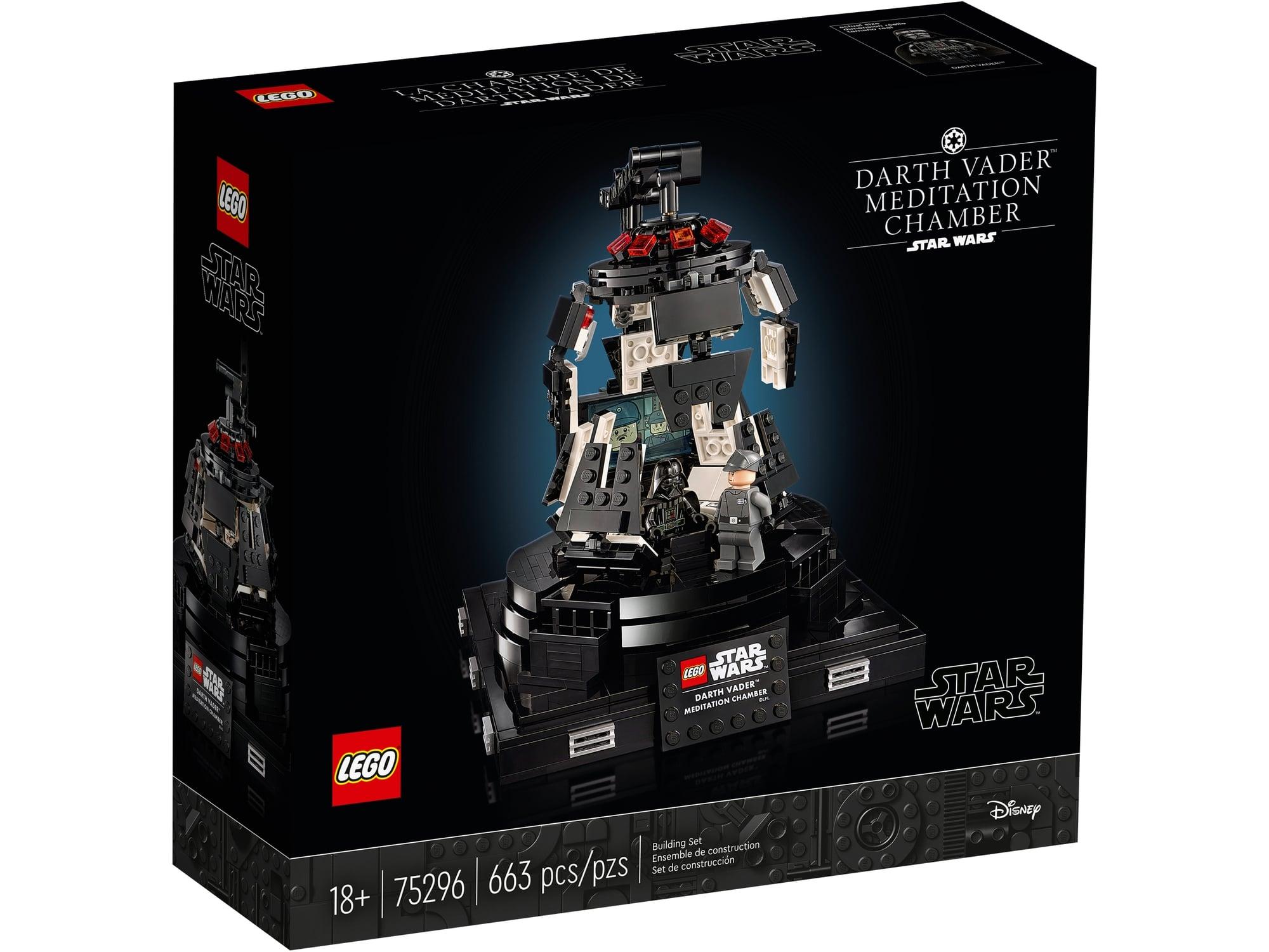 LEGO Star Wars 75296 Darth Vader Meditationskammer 2
