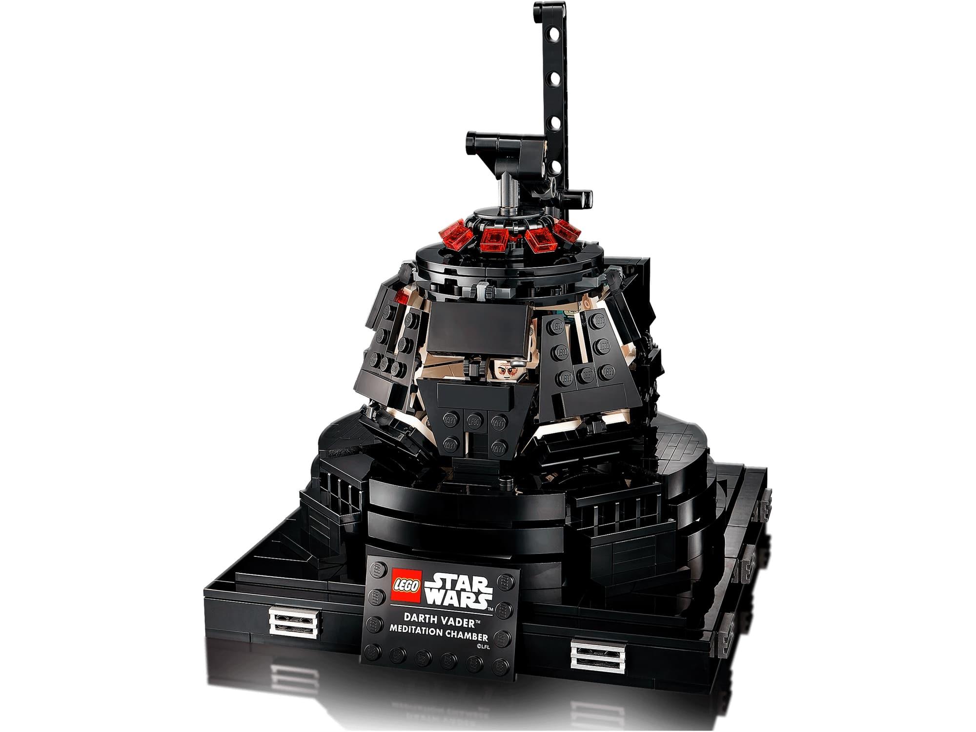 LEGO Star Wars 75296 Darth Vader Meditationskammer 4