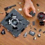 LEGO Star Wars 75296 Darth Vader Meditationskammer 8