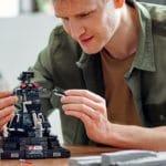 LEGO Star Wars 75296 Darth Vader Meditationskammer 9