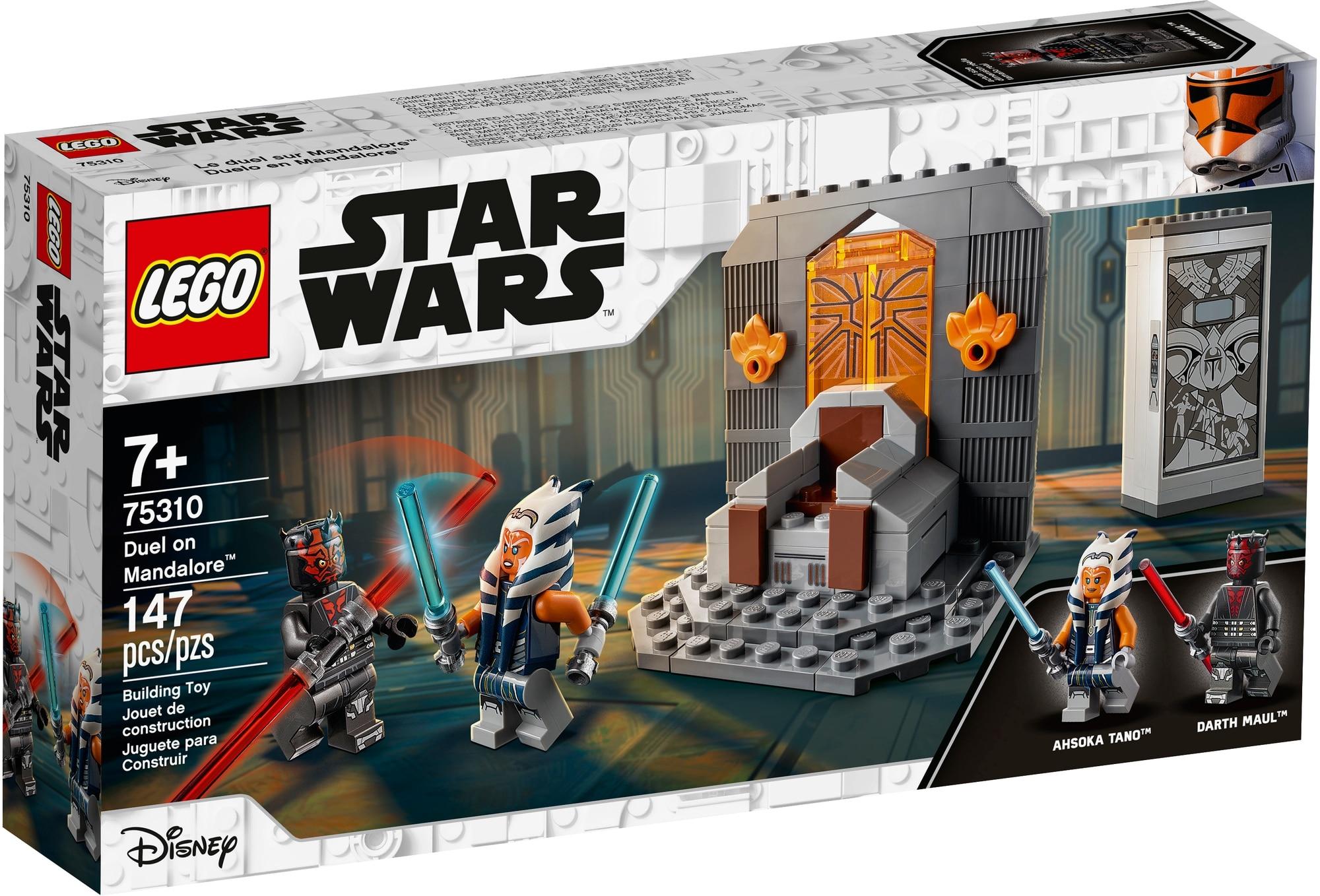 LEGO Star Wars 75310 Duell Auf Mandalore 2