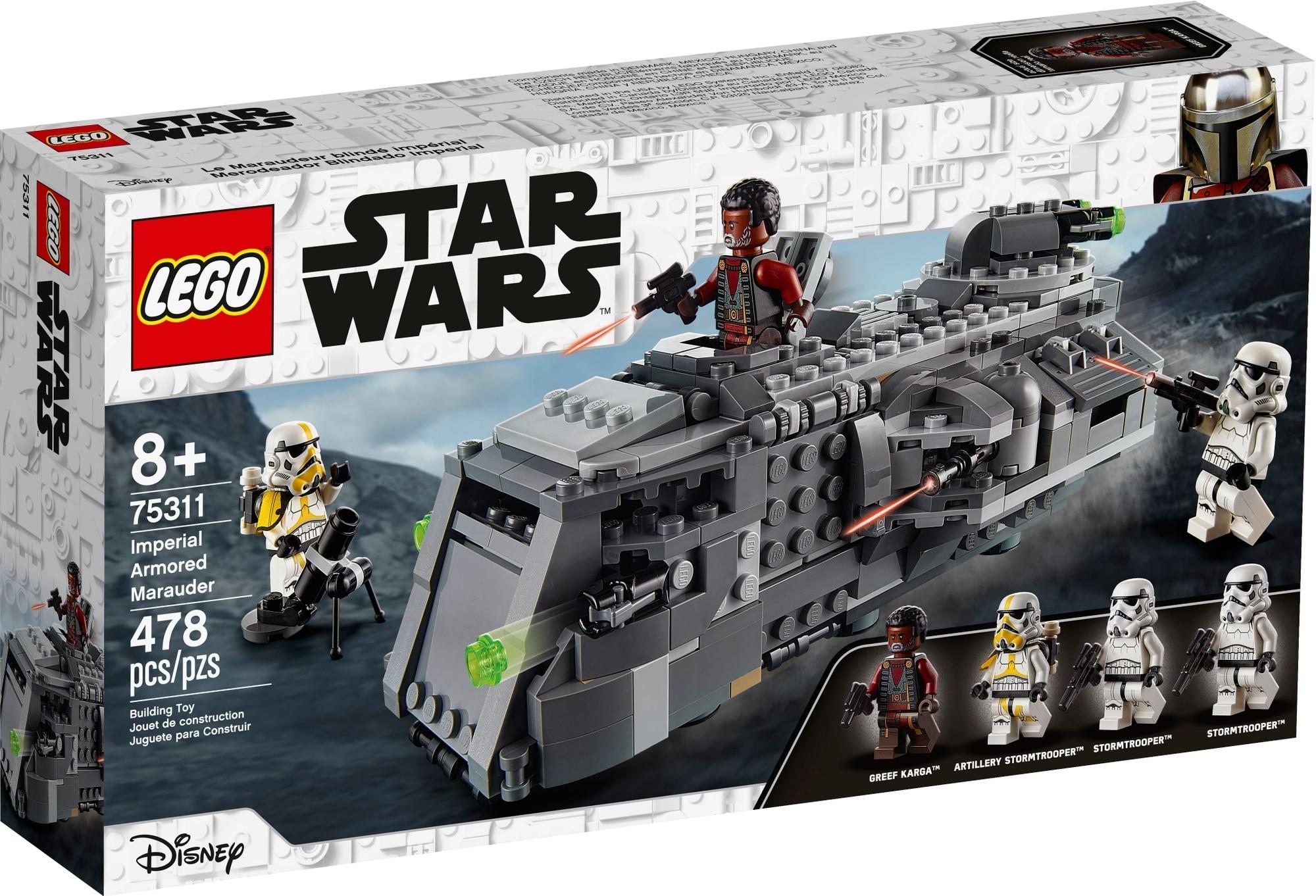 LEGO Star Wars 75311 Imperialer Marauder 2