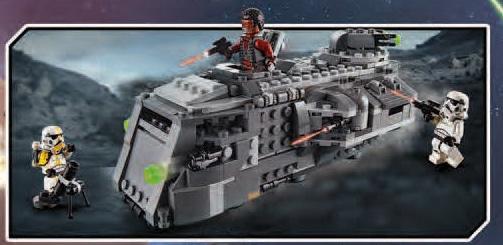 LEGO Star Wars 75311 Mandalorian