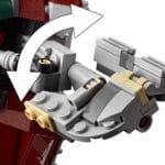 LEGO Star Wars 75312 Boba Fetts Starship 10