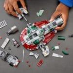 LEGO Star Wars 75312 Boba Fetts Starship 12