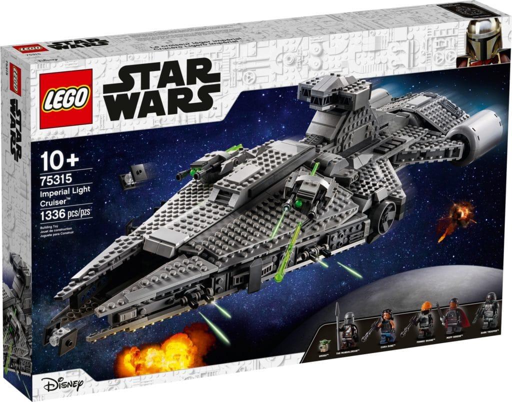 LEGO Star Wars 75315 Imperial Light Cruiser 2