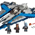 LEGO Star Wars 75316 Mandalorian Starfighter 1