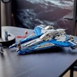 LEGO Star Wars 75316 Mandalorian Starfighter 12