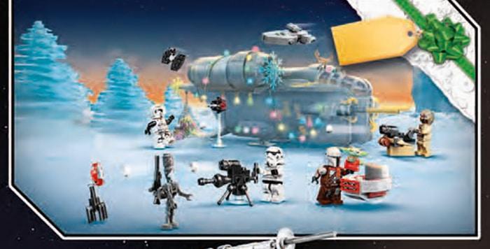 LEGO Star Wars Mandalorian Adventskalender