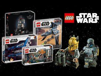 LEGO Star Wars Neuheiten 2021 Titelbild 02