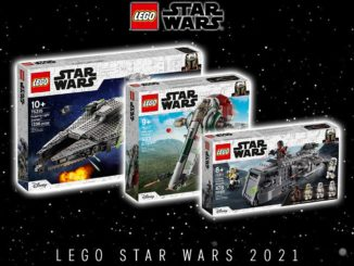 LEGO Star Wars The Madalorian Sommer 2021