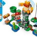 LEGO Super Mario 71388 Kippturm Mit Sumo Bruder Boss Erweiterungsset 5