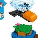 LEGO Super Mario 71388 Kippturm Mit Sumo Bruder Boss Erweiterungsset 7