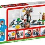 LEGO Super Mario 71390 Reznors Absturz Erweiterungsset 11