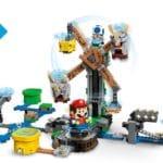 LEGO Super Mario 71390 Reznors Absturz Erweiterungsset 5
