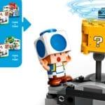 LEGO Super Mario 71390 Reznors Absturz Erweiterungsset 6