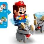 LEGO Super Mario 71390 Reznors Absturz Erweiterungsset 7