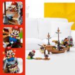 LEGO Super Mario 71391 Bowsers Airship 2