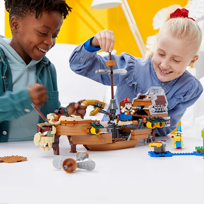 LEGO Super Mario 71391 Bowsers Airship 3