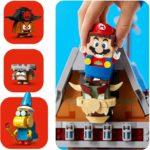 LEGO Super Mario 71391 Bowsers Airship 4