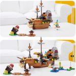 LEGO Super Mario 71391 Bowsers Airship 5