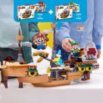 LEGO Super Mario 71391 Bowsers Airship 7