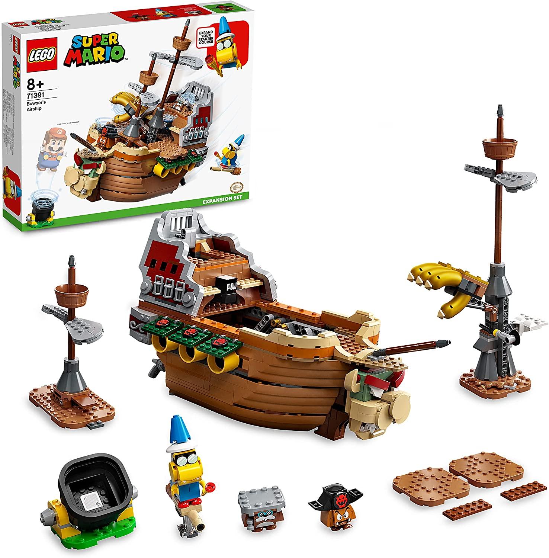 LEGO Super Mario 71391 Bowsers Airship 8