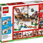 LEGO Super Mario 71391 Bowsers Luftschiff Erweiterungsset 11