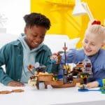 LEGO Super Mario 71391 Bowsers Luftschiff Erweiterungsset 13