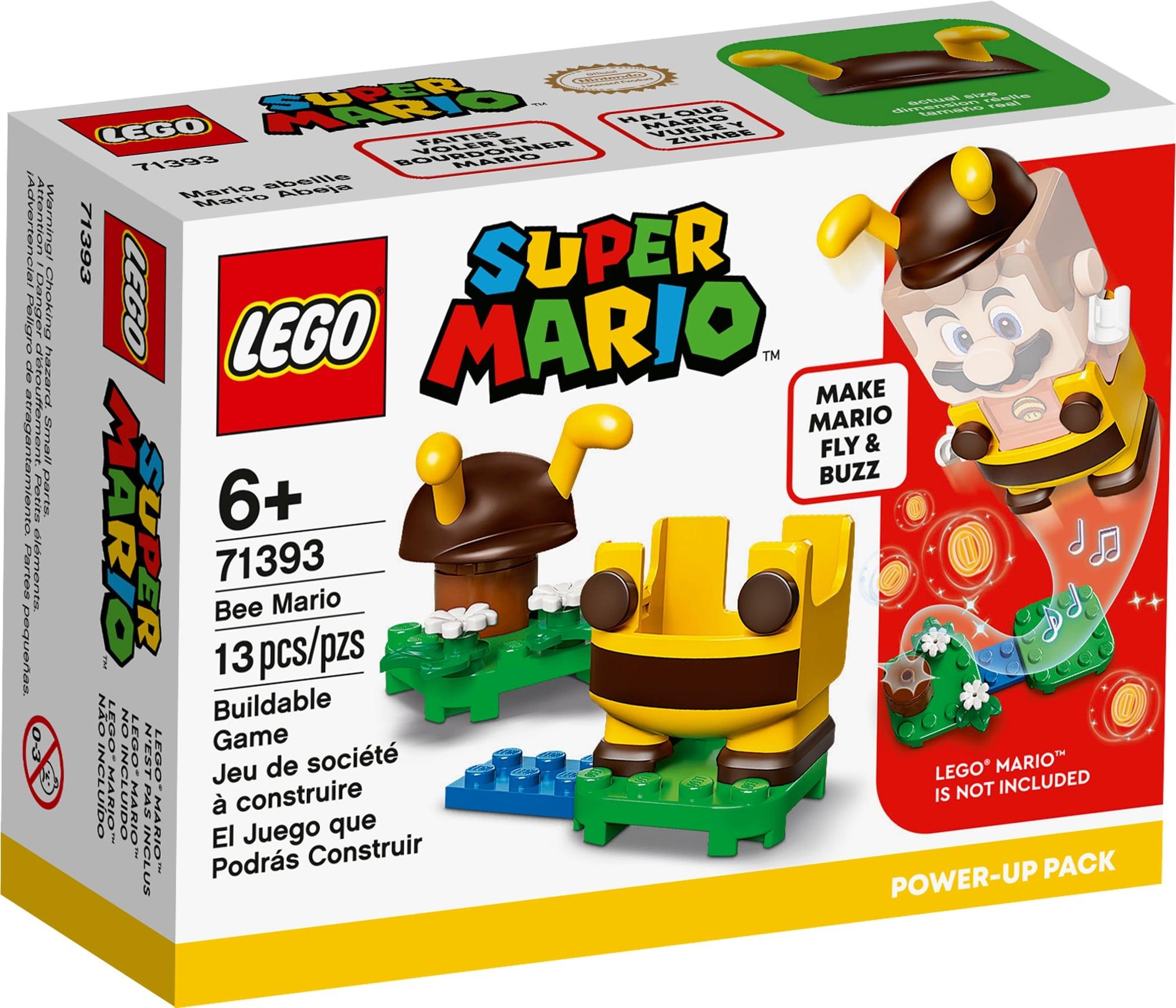 LEGO Super Mario 71393 Bienen Mario Anzug 2