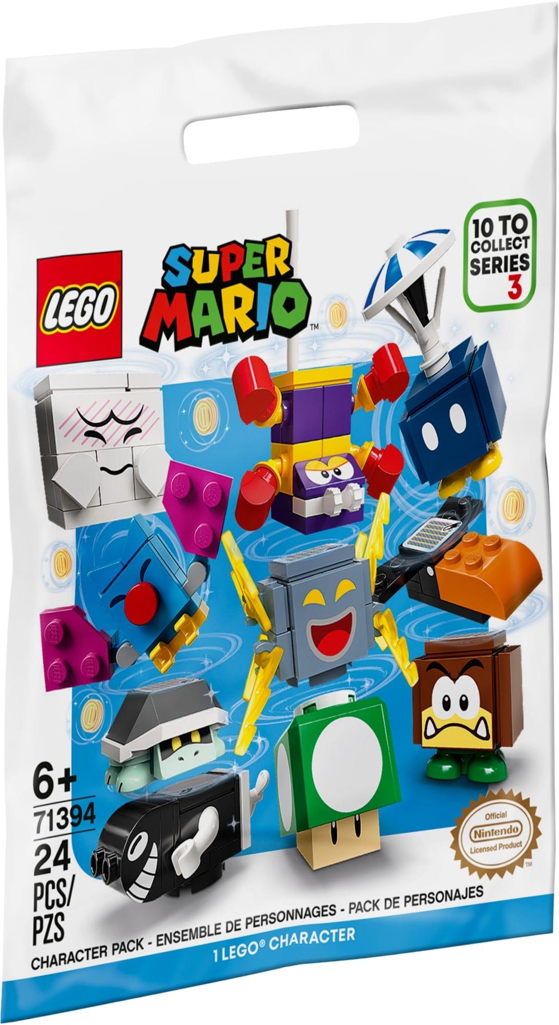 LEGO Super Mario 71394 Character Packs Series 3 2