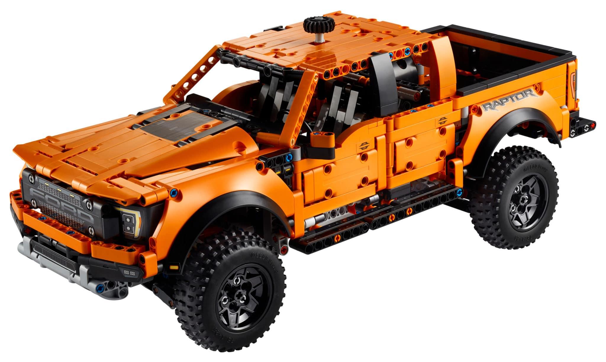 LEGO Technic 42126 Ford Raptor 5