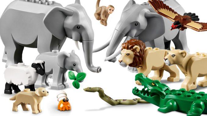 LEGO Tiere 2021