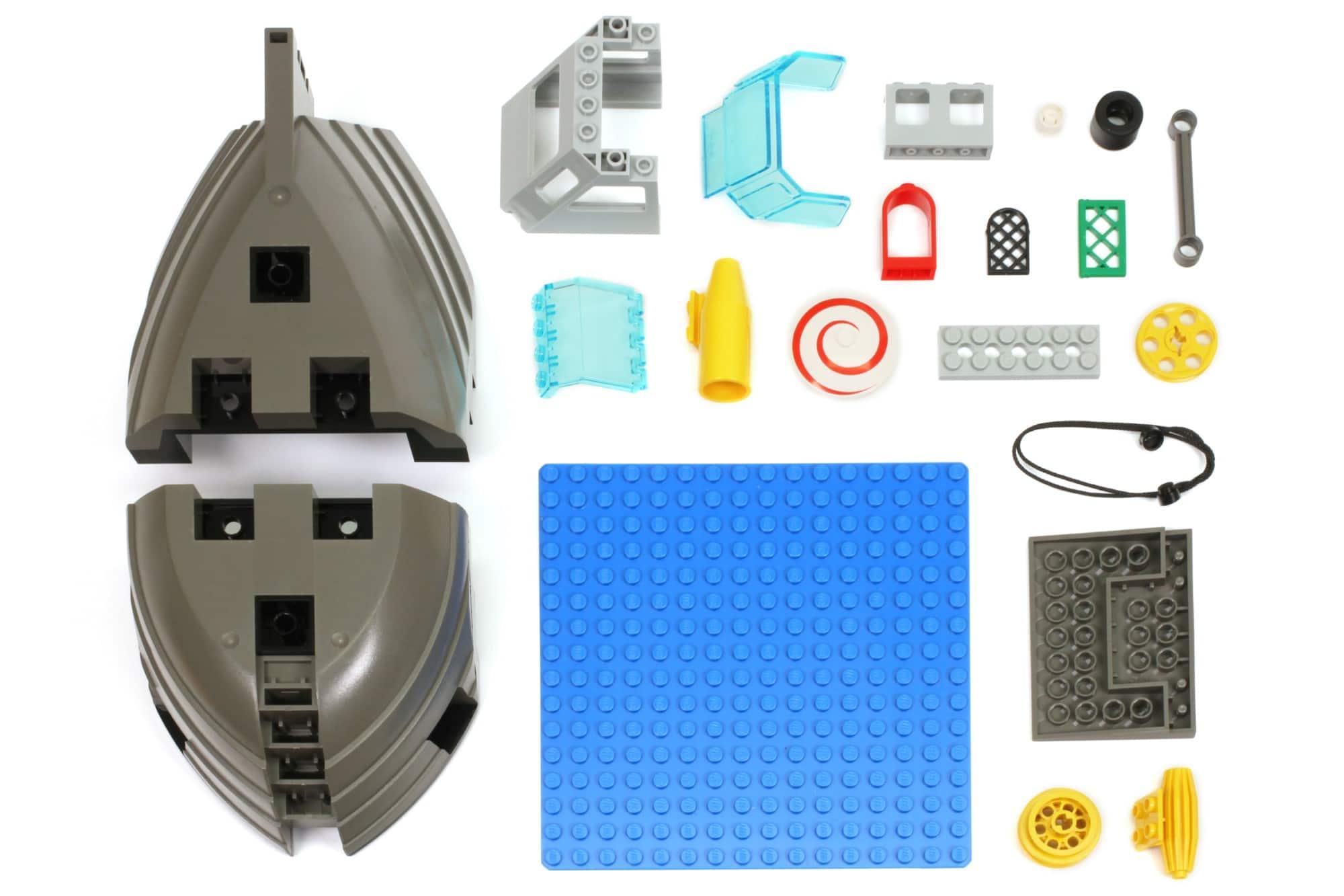 LEGO Time Cruisers Besondere Teile Und Neue Farben