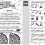 LEGO Time Cruisers Brettspiel Regeln 1