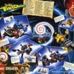 LEGO Time Cruisers Katalog Uk 1997